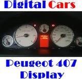 reparacion display peugeot 407 y otros - foto