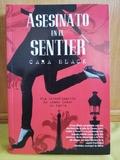 ASESINATO EN EL SENTIER. CARA BLACK. THRIL - foto