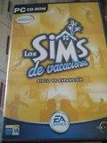 Juego pc los Sims de vacaciones - foto