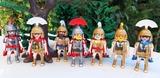 Romanos playmobil - foto