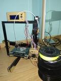Impresora 3D tevo tarantula - foto