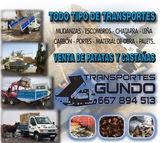 Mudanzas transportes limpiezas locales - foto