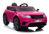 coche bateria infantil tipo range rover - foto