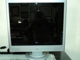 Monitor plano hp 19 pulgadas - foto