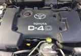 motor 1cdftv de toyota 2.0diesel 90cv - foto