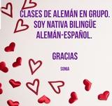 CLASES EN GRUPO DE ALEMÁN - foto