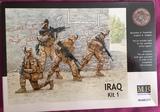 IRAQ Kit 1 1:35 Máster Box MB 3575 maque - foto