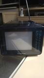 Tv antigua portatil - foto