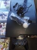 PlayStation 3 de 500 Gb+juegos - foto