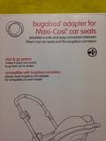 Adaptador maxicosi Bugaboo camaleon - foto