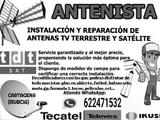 Antenista servicio toda la region Murcia - foto