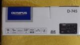CÁMARA de fotos olympus d745  (14MP) - foto