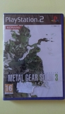 Metal gear solid 3 - foto