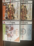 lote de 4 juegos Nintendo ds - foto