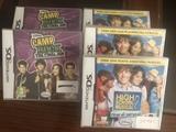 Lote de 5 juegos Nintendo DS - foto