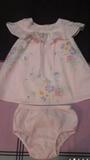 Vestido CAP niña talla 3-6 meses - foto