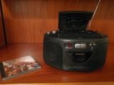 RADIO - CASETTE - CD