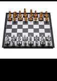Juego ajedrez magnético nuevo - foto