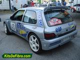 Kit de carrocería Renault Clio 16v MAXI - foto