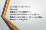 Electricidad e iluminación - foto