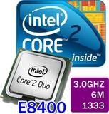 775 intel core2duo e8400/6m/1333 - foto