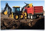 Piscinas, excavaciones y transportes - foto