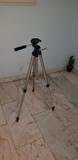 tripode cámara - foto