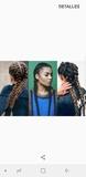 trenzas y peinados - foto