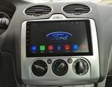 Radio 2 din navegador Android Ford Focus - foto