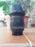 Sigma 18-200 Nikon AF - foto