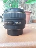 Sigma 30 F1,4 EX HSM-CANON EF - foto