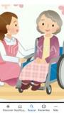 Cuidadora de personas dependientes y emp - foto