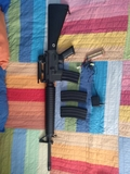 Rifle airsoft M16A3 JinGong PARA REPARAR - foto
