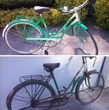 Restauración bicicletas - foto