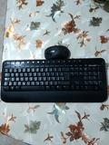 teclado y mouse - foto