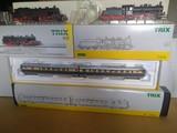 vendo locomotoras y vagones h0 renfe - foto
