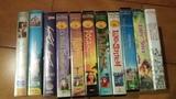 VHS CINTAS DVD DISNEY