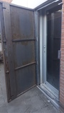 puertas antiokupa - foto