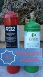 FREON GAS REFRIGERANTE R32 R134A R410A - foto