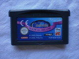 Cinderella. magical dreams. game boy - foto