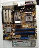 Placa base, RAM, procesador - foto