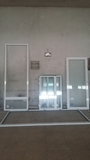 ventana y puerta en aluminio - foto