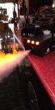 maquina de humo - foto