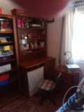 Dormitorio provenzal 1,05 cama completo - foto
