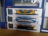vendo locomotoras y vagones h0 - foto