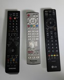 mandos de television originales - foto