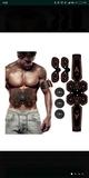 Electroesmulador abdominales y brazos. - foto