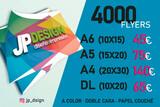 ¡¡ 1000 tarjetas de visita 18 euros !! - foto
