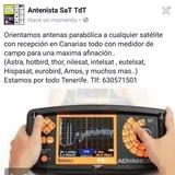 Antenista norte Tenerife - foto