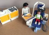 Playmobil consulta del dentista - foto